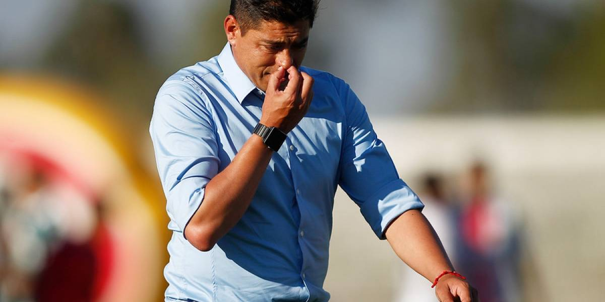 """Nicolás Córdova: """"No podemos tener a jugadores que no quieren estar en Wanderers, porque contaminan a los demás"""""""