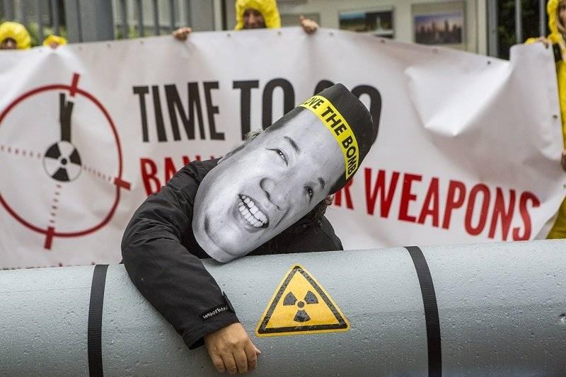 "Kim Jong-un: ""Rocket Man"""