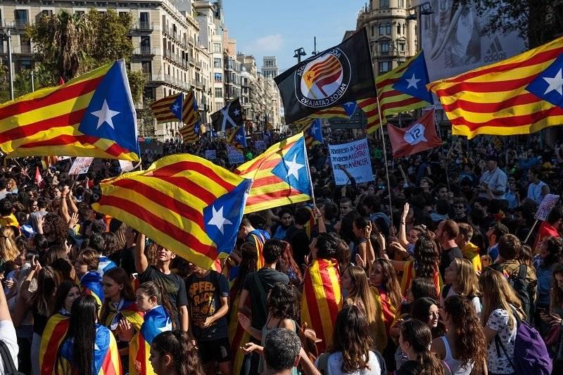 Referendum en Cataluña.