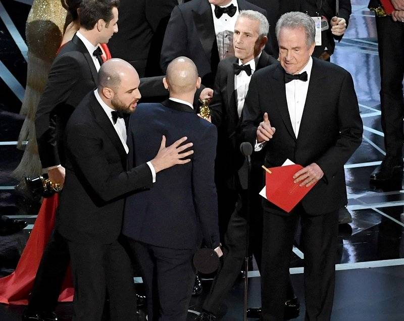 #Oscar #Moonlight #LaLaLand