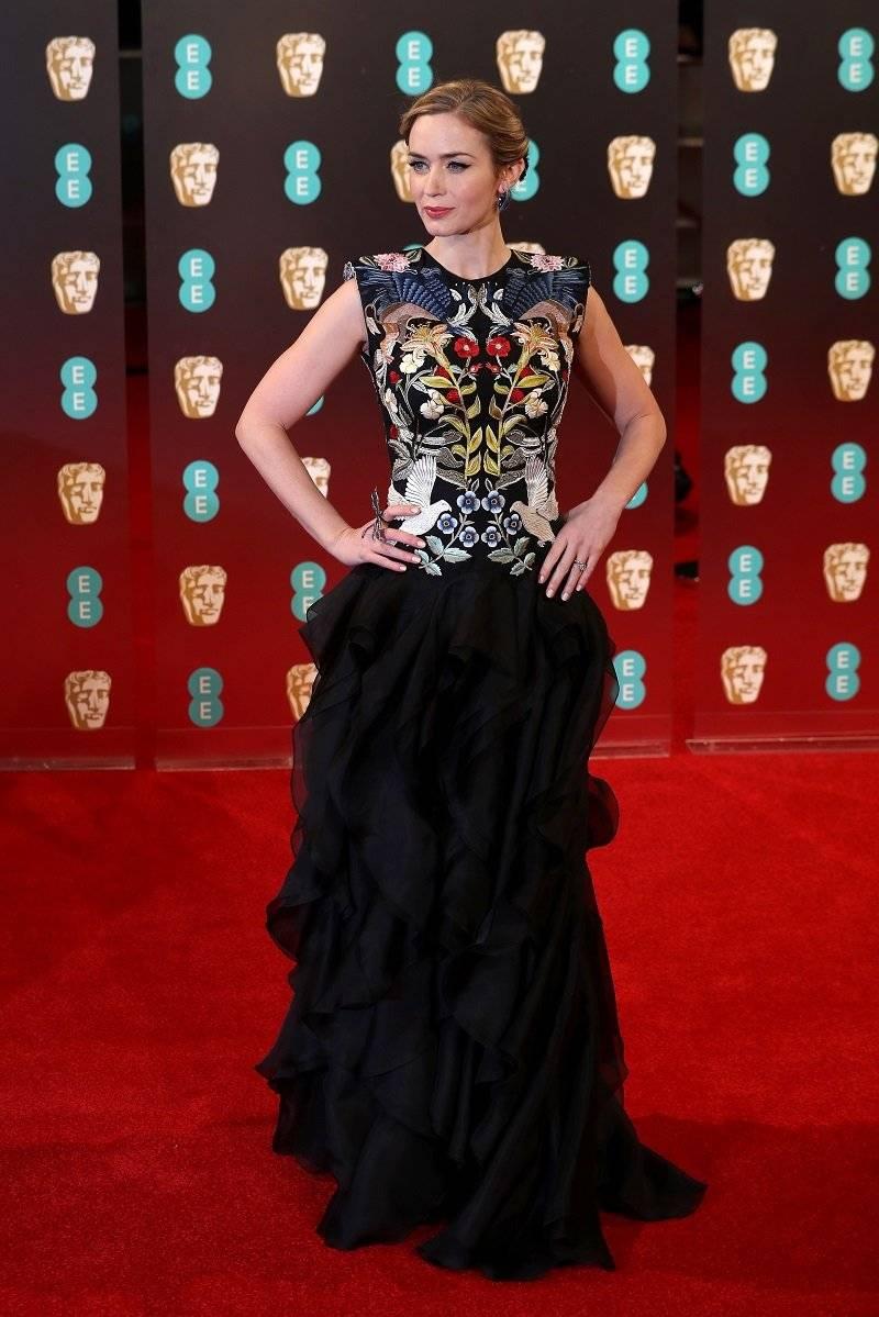 Emily Blunt (BAFTA)