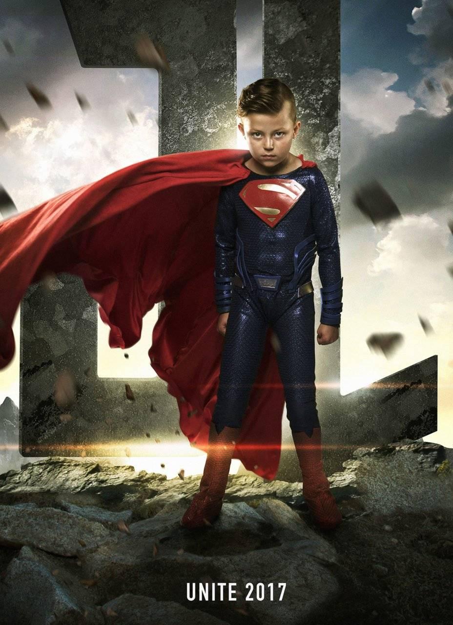 Los niños luchan contra las enfermedades como verdaderos superhéroes. |Josh Rossi