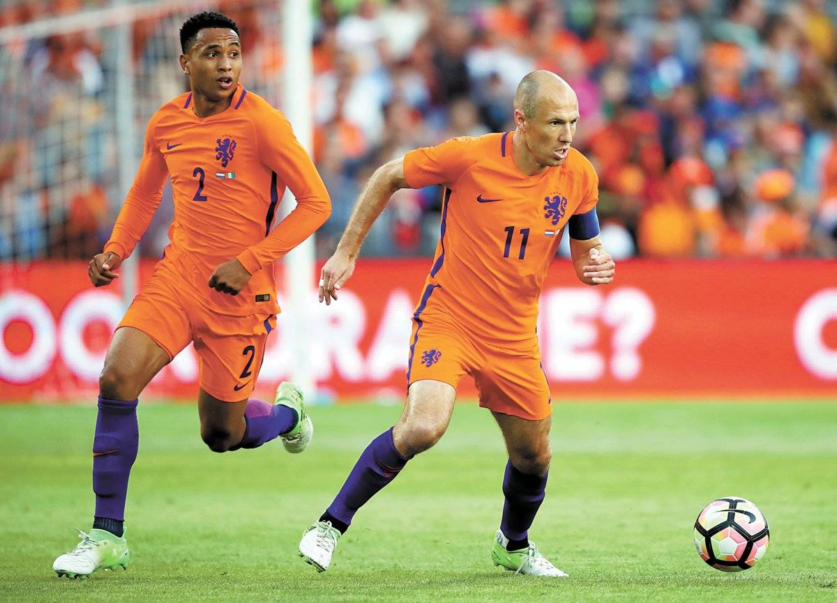 Robben se aposentou da Holanda | Dean Mouhtaropoulos/Getty Images