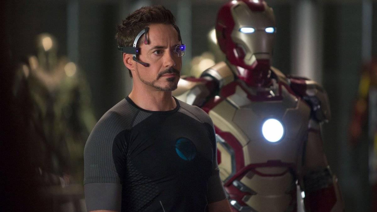 ATOR: Robert Downey Jr. (9%). Em 2º vem Leonardo DiCaprio (7%) e em 3º Tom Hanks (5%) / Divulgação