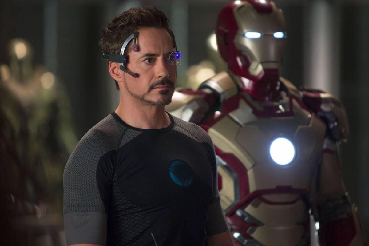 Robert Downey Jr Deve Voltar A Viver O Homem De Ferro