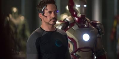 Robert Downey Jr. - Homem de Ferro