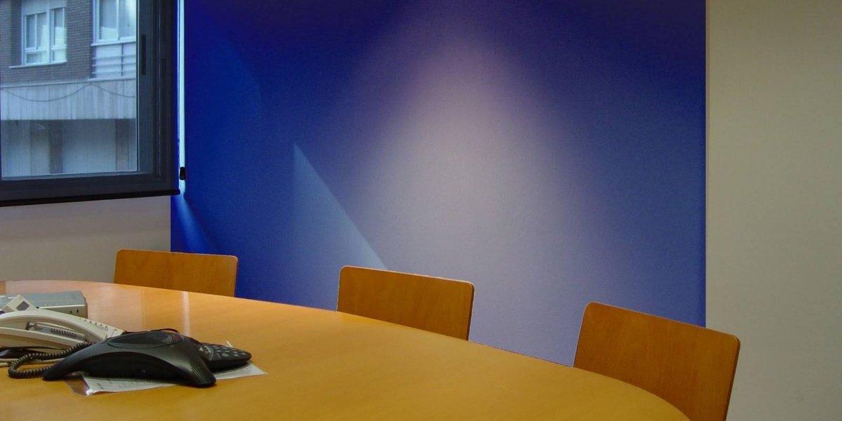 El color, factor decisivo en el estado de ánimo en los entornos laborales