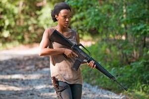 Sasha - The Walking Dead