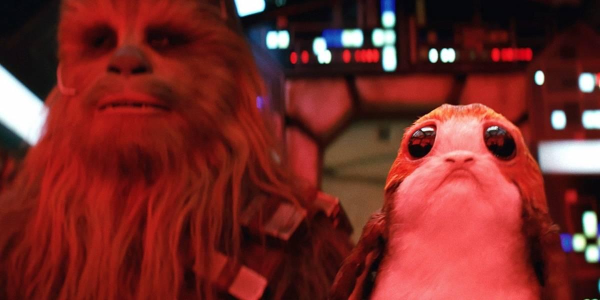 Sons feitos pelos Porgs de Star Wars: Os Últimos Jedi foram baseados em diversos animais