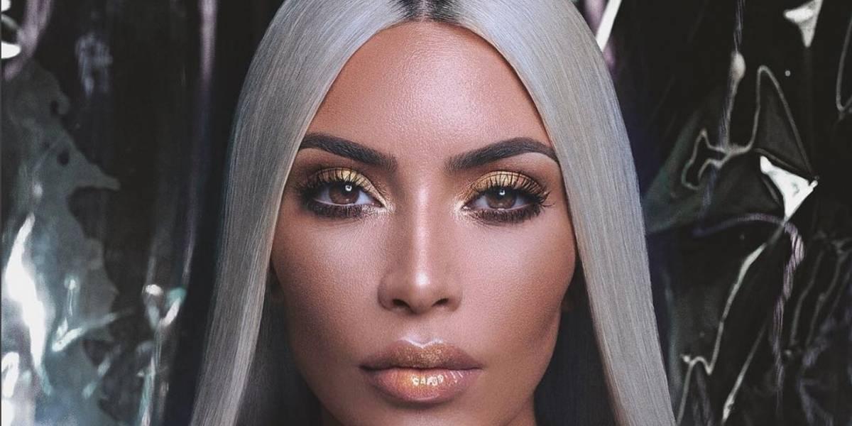 Kim Kardashian sorprende con un nuevo look de cabello