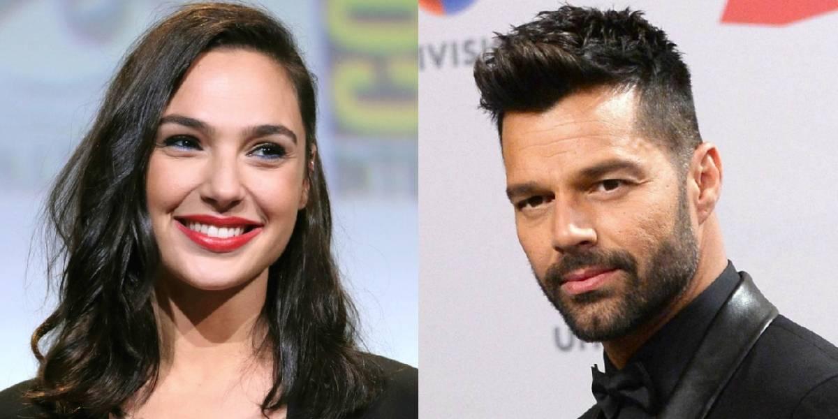 Gal Gadot y Ricky Martin presentarán los Globos de Oro