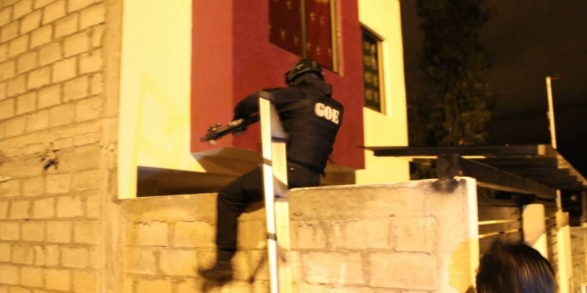 Banda delictiva era liderada por un recluso en el CRS de Turi
