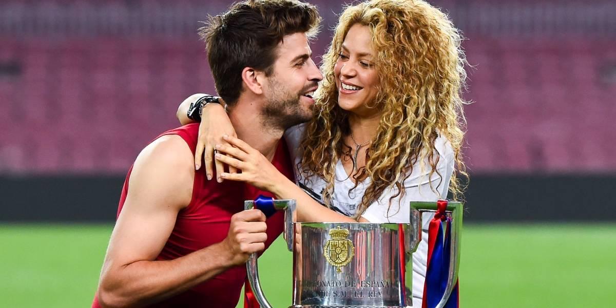 Madre de Gerard Piqué empaña sus vacaciones con Shakira [FOTOS]