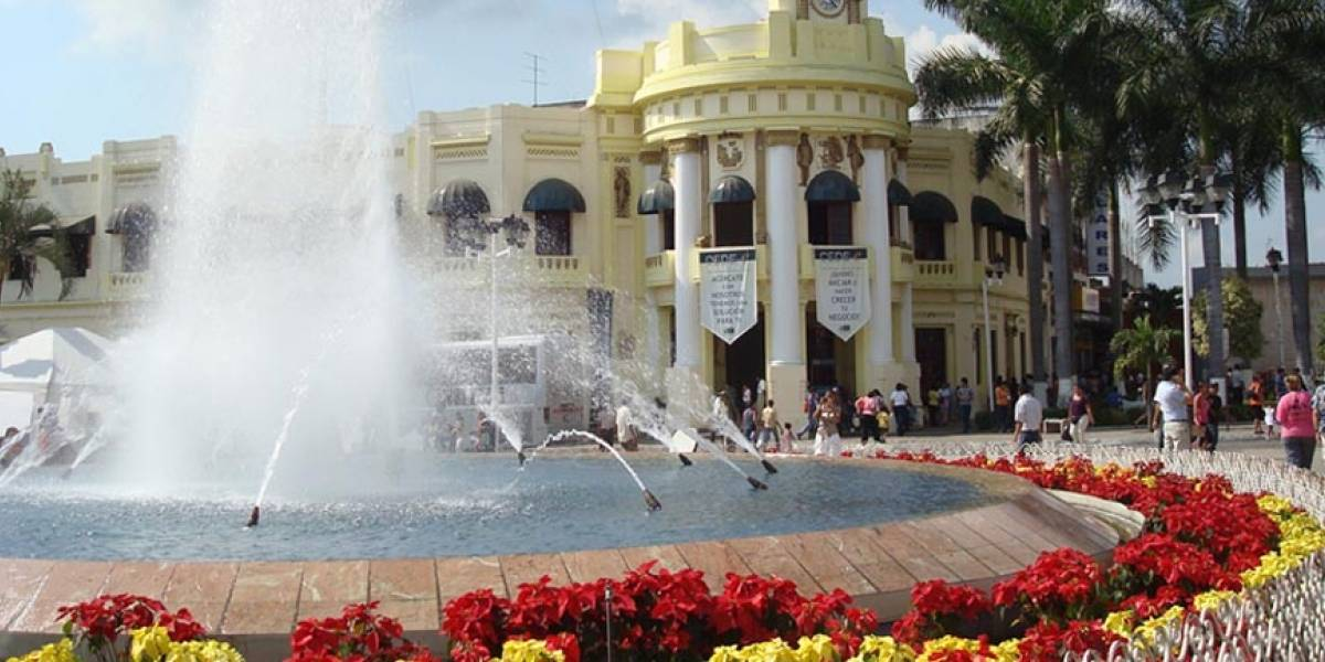 Tapachula, la ciudad más calurosa para pasar Año Nuevo en México