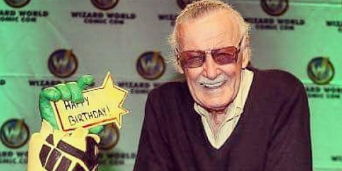 Stan Lee, una leyenda que cumple 95 años de vida