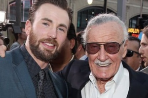 Festejo de Stan Lee.
