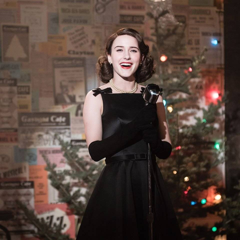 The Marvelous Mrs. Maisel série