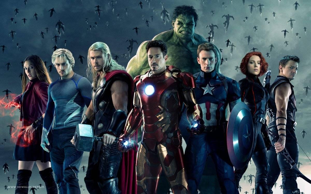 """FILME MAIS ESPERADO DE 2018: """"Vingadores: Guerra Infinita"""" (72%). Em 2º vem """"Deadpool 2"""" (30%) e em 3º """"Pantera Negra"""" (26%) / Divulgação"""