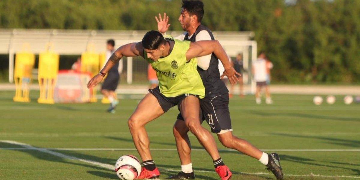 """Alan Pulido """"se va"""" de Chivas a la MLS"""