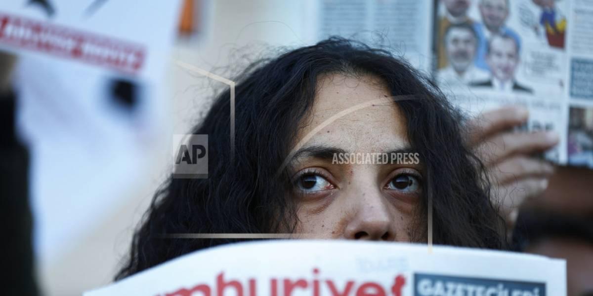 La libertad de prensa está bajo asedio en muchos países