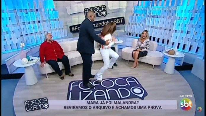 Mara Maravilha SBT