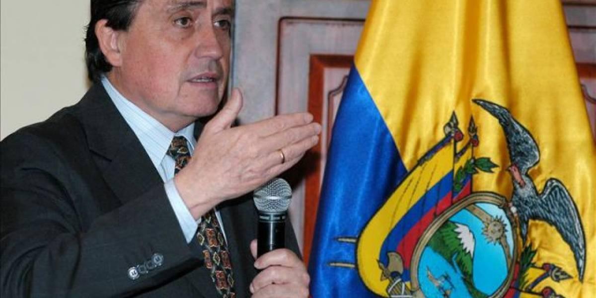 Ecuador designa al diplomático Diego Rivadeneira como embajador en Brasil