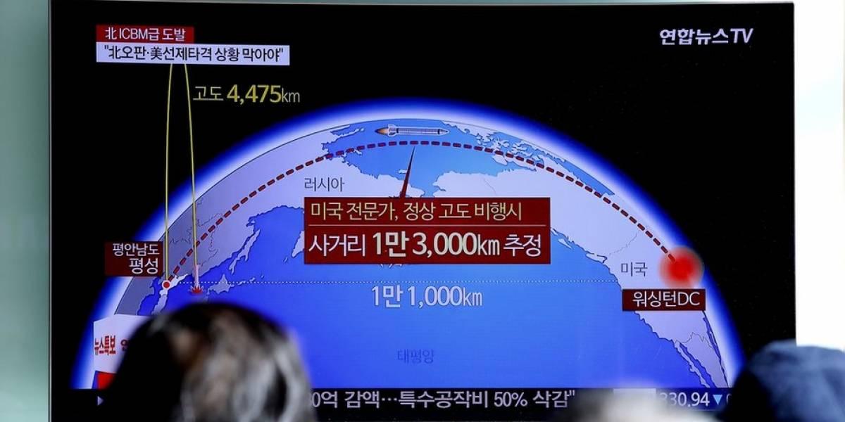 Coreia do Norte diz que não vai ceder a 'ameaças' dos EUA