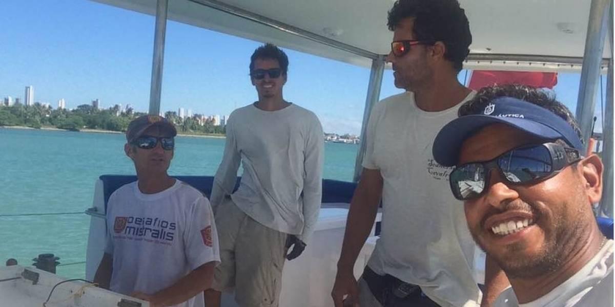 Velejadores brasileiros presos com R$ 800 milhões em cocaína em Cabo Verde dizem ter sido enganados