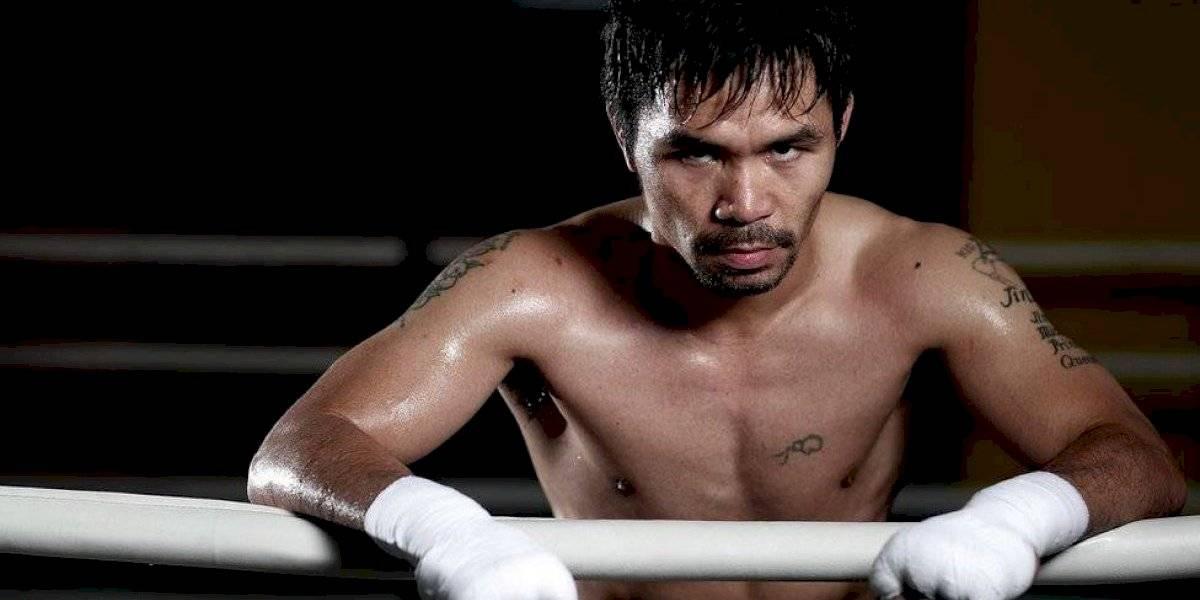 Cuelga oficialmente sus guantes: Manny Pacquiao anuncia su retiro