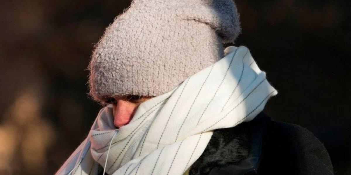 ¿Se está congelando estos días en Bogotá? Esta es la razón