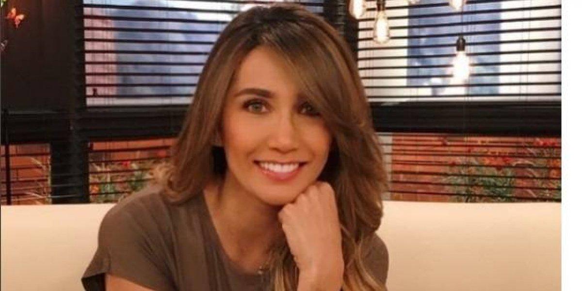 Presentadora de Muy Buenos Días habría sido víctima de agresión por parte de su pareja
