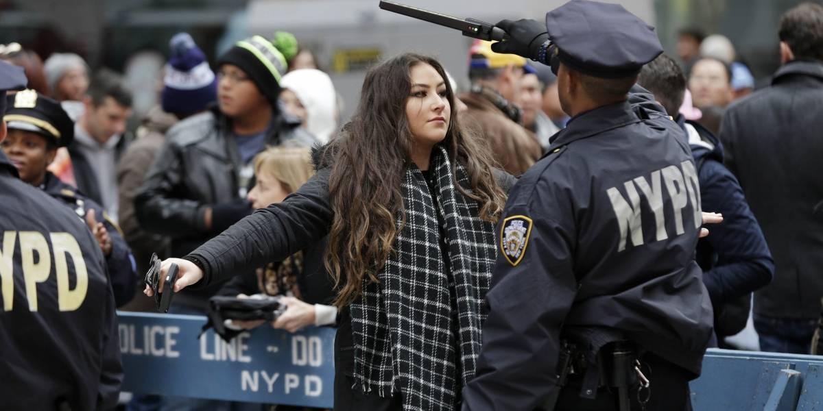 Nueva York incrementa seguridad para recibir al Año Nuevo
