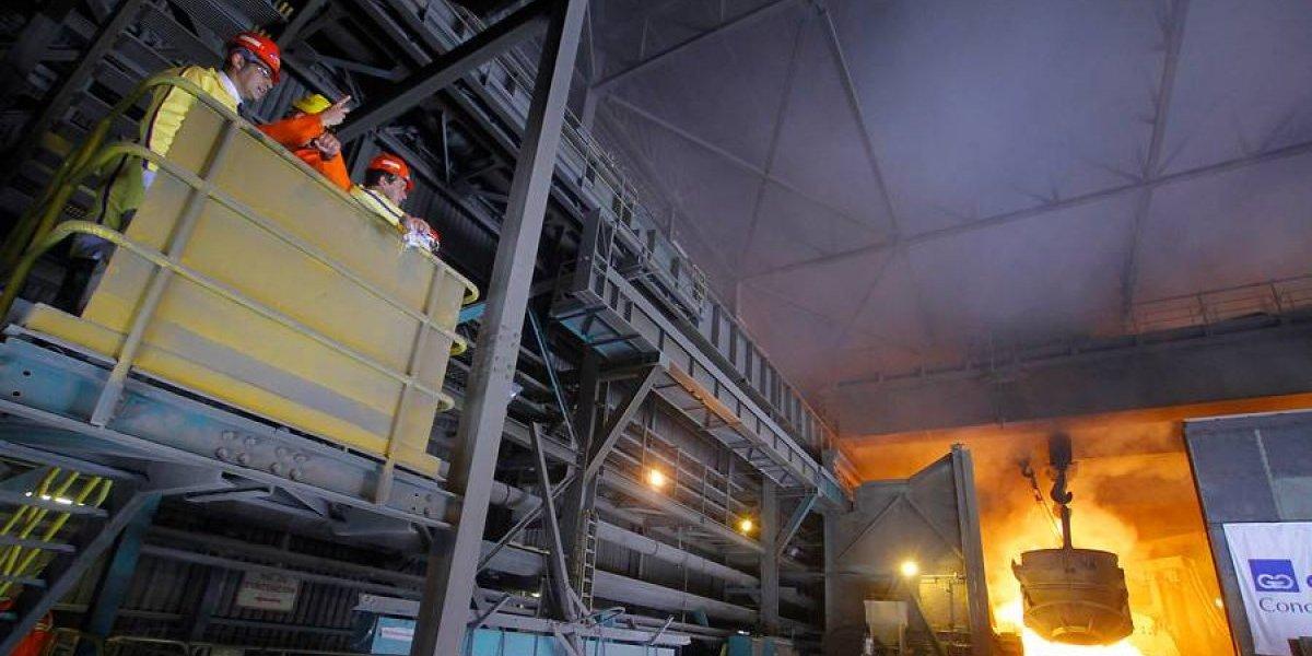 Siguen las buenas cifras: Producción minera aumentó 4,2 % y el IPI lo hizo en 2,3 %