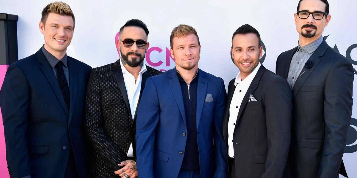 Lo que no pasó en 2017: Backstreet Boys, la eterna promesa de Viña