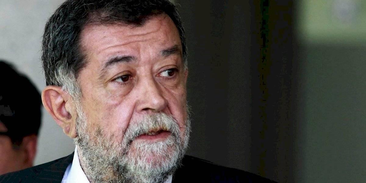 """Aleuy: """"El rol de cualquier Gobierno es tener como prioridad la protección de la vida de los chilenos y a mi juicio eso no se está haciendo en este caso"""""""