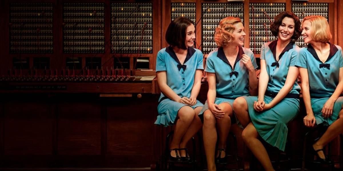 """Résultat de recherche d'images pour """"Las chicas del cable"""""""