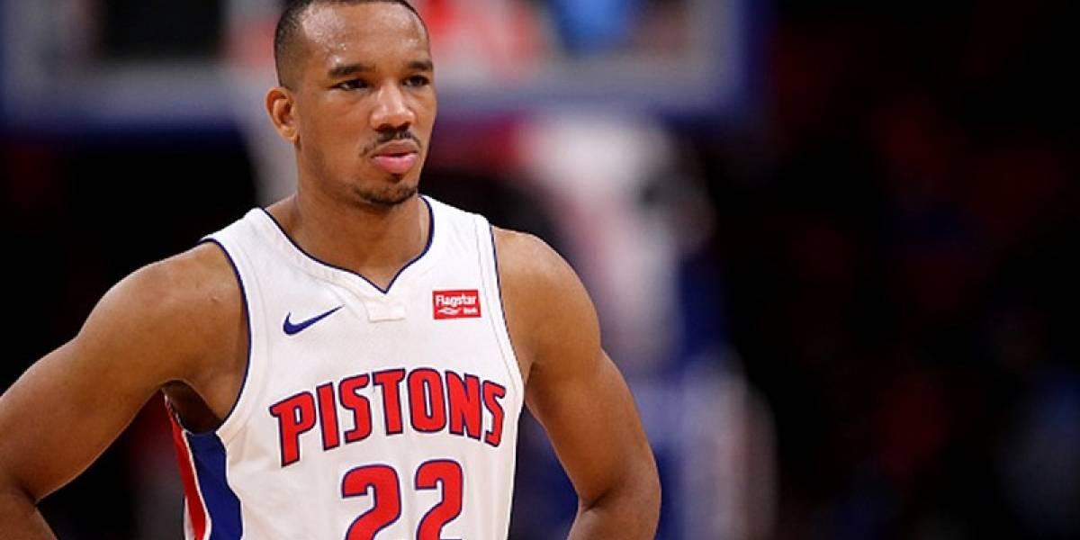 Jugador de Pistons niega acusaciones de abuso sexual