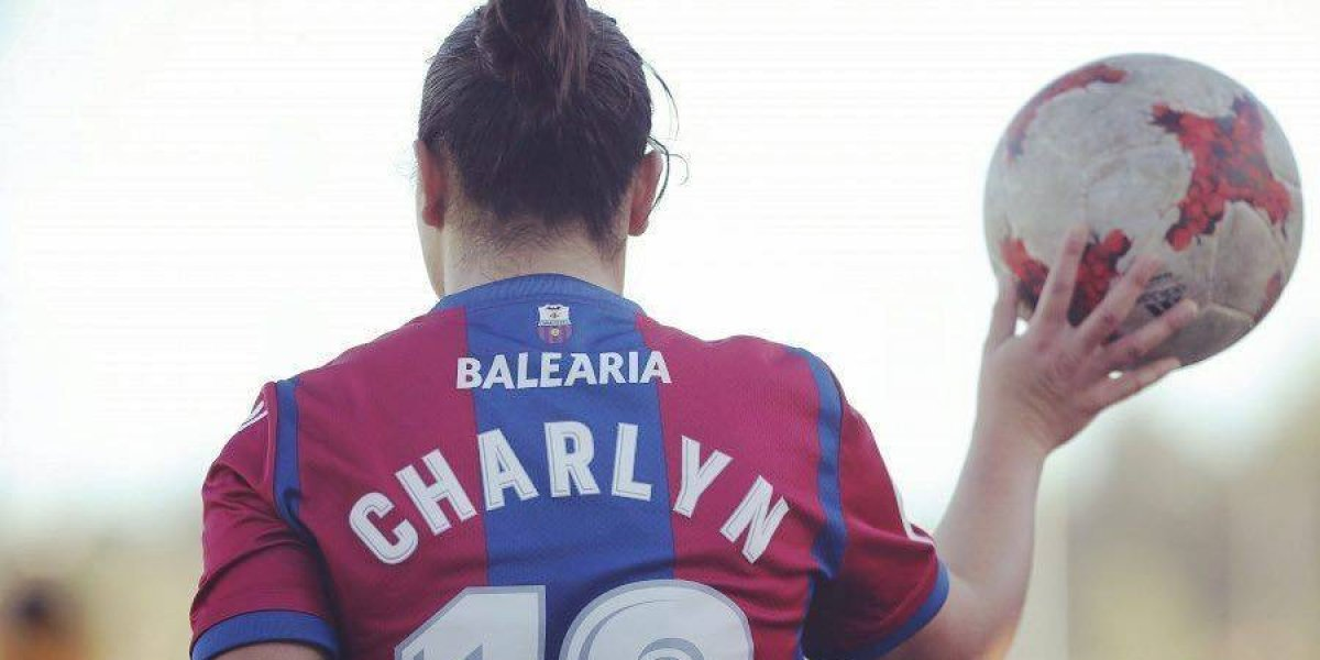 Gol de Charlyn Corral es elegido como el mejor del 2017 en España