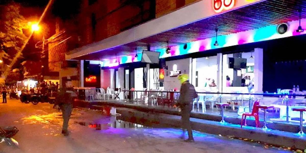 Al menos 31 heridos deja ataque con granada contra discoteca en Colombia