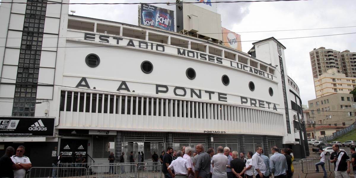 Ponte Preta perde recurso e sofre aumento na punição por confusão em estádio