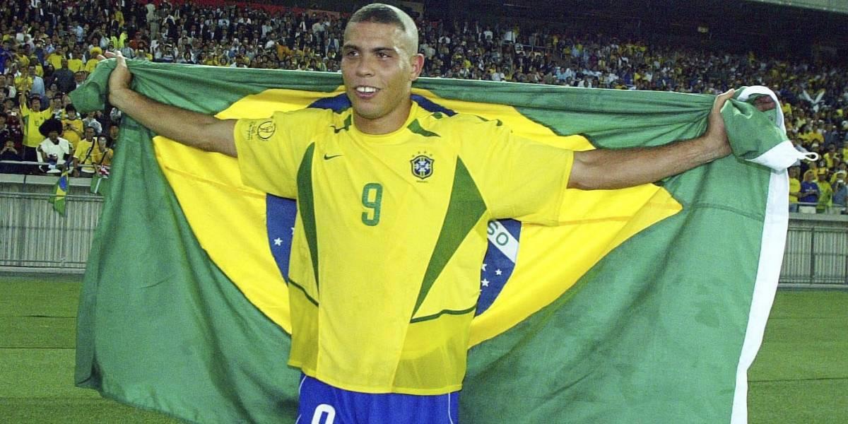 Revela Ronaldo por qué su extraño peinado de la Final del Mundial 2002