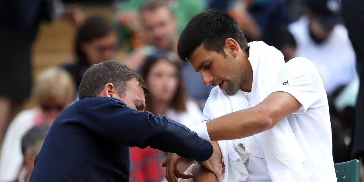 Djokovic anunció que no estará en Abu Dhabi