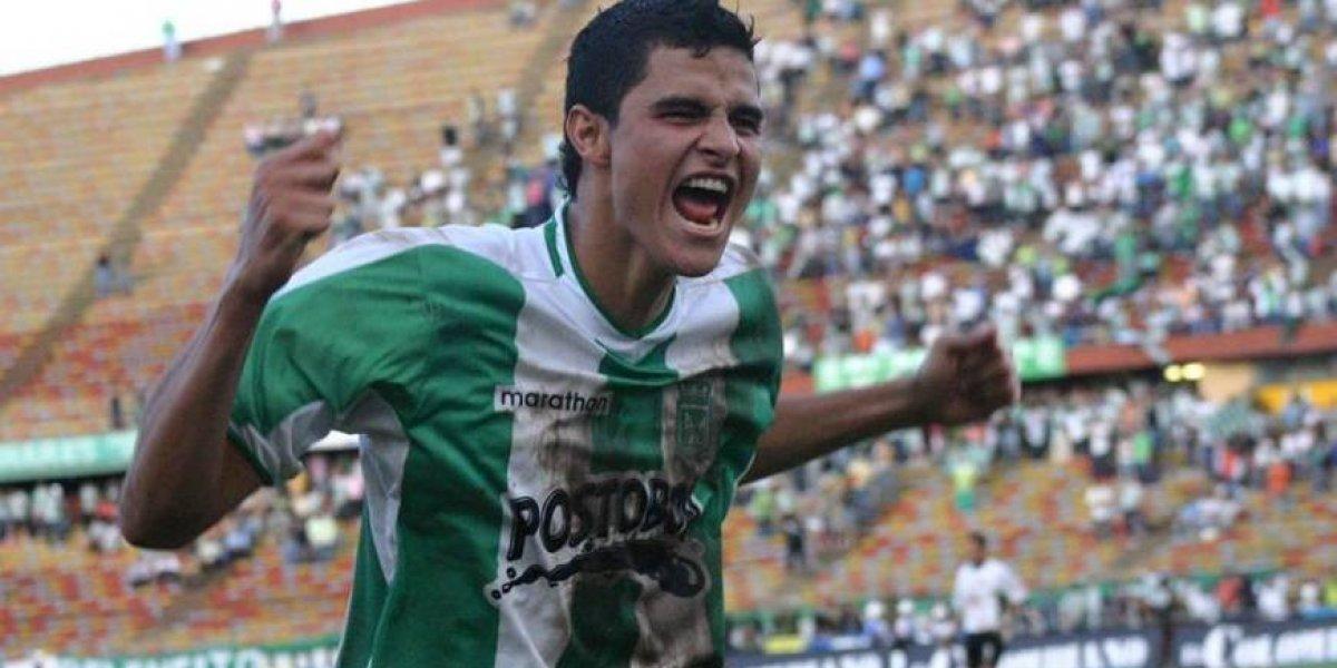¡Feliz año nuevo! Giovanni Moreno regresa a Nacional