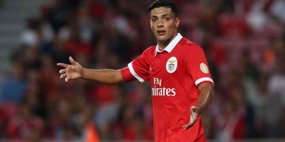 Benfica y Raúl Jiménez se despiden de la Copa con empate