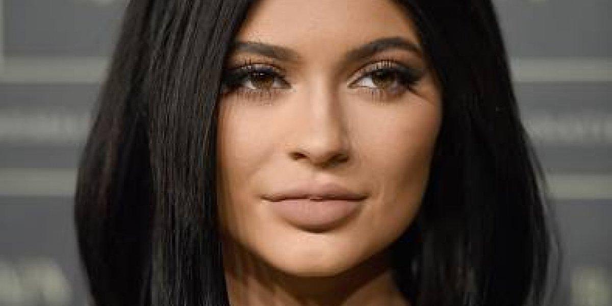 Filtran nuevas fotografías de Kylie Jenner embarazada