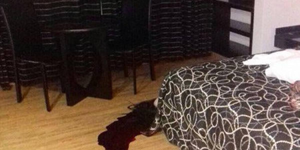Asesinan a otra escort en un hotel de la CDMX