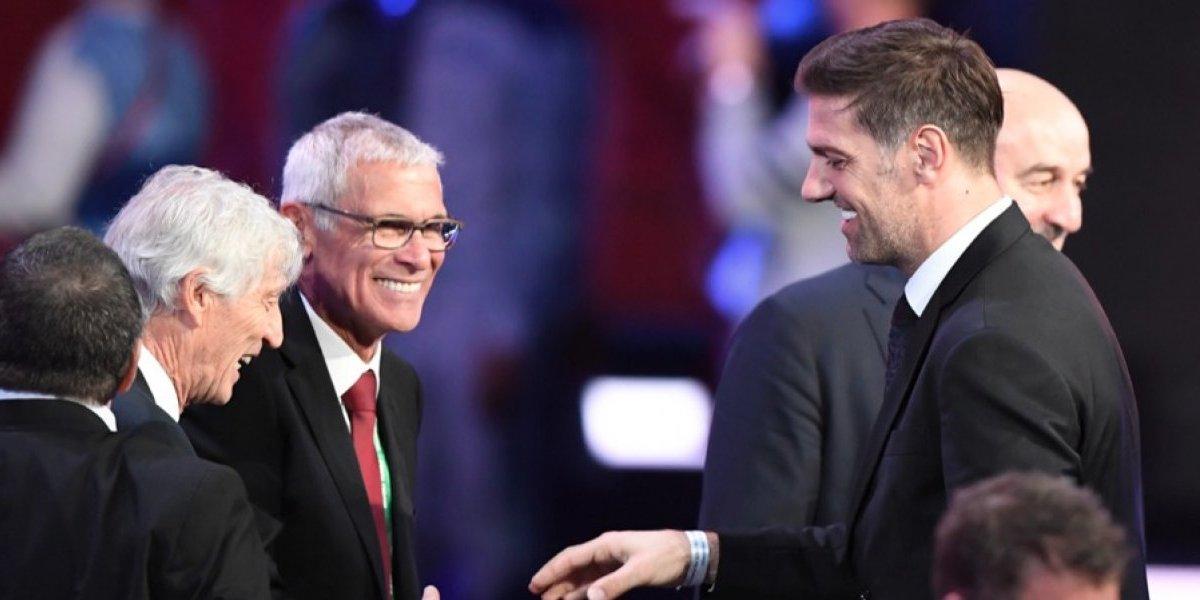 Un novato dirigirá a Serbia en el Mundial de Rusia 2018