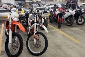 motocicletas vinculadas con Juan Carlos Monzón