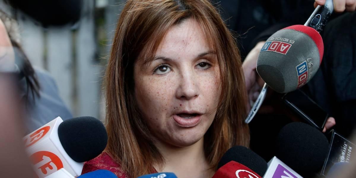 Nabila Rifo presenta millonaria demanda contra Canal 13 por emitir informe privado