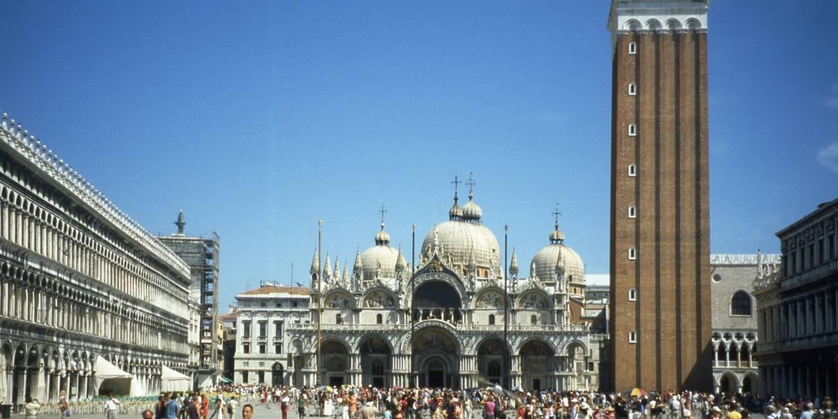 Veneza testará 'semáforo' para controlar fluxo de turistas em 2018
